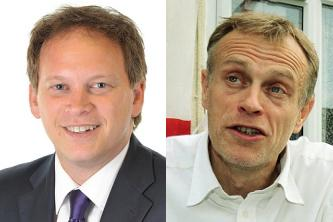 Grant Shapps, Jon Collins
